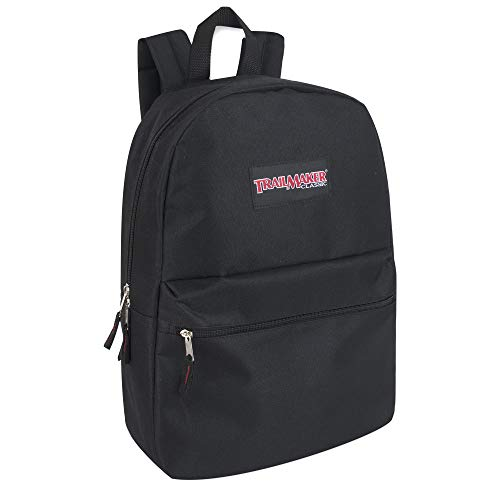 Trail maker Classic Backpack (Black)
