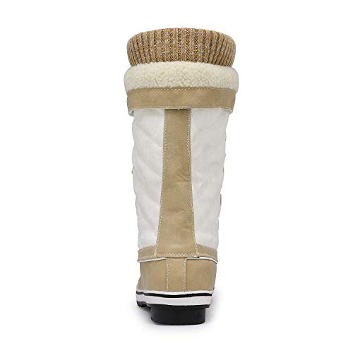 DREAM PAIRS Women's Winter Snow Boots