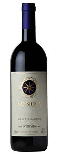 0,75l - 2010er - Tenuta San Guido - SASSICAIA - Bolgheri Sassicaia D.O.C. - Toscana - Italien - Rotwein trocken