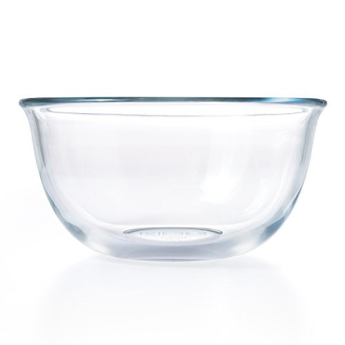 OXO 11205800 Good Grips 1.5 Qt Glass Bowl,Clear