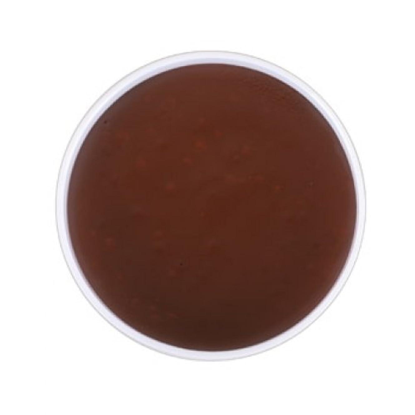 交響曲ナイロン苦(3 Pack) mehron Color Cups Face and Body Paint - Wolfman Brown (並行輸入品)