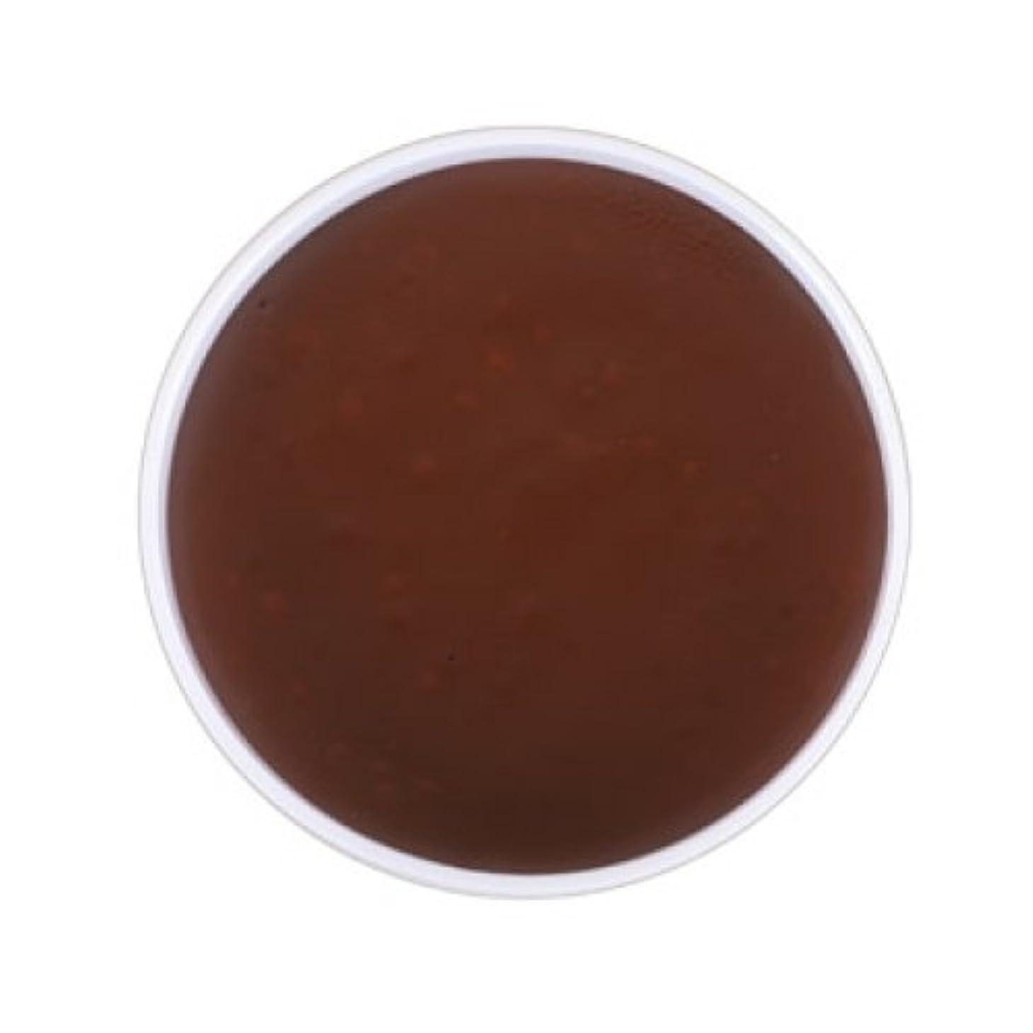 パズル国亡命(3 Pack) mehron Color Cups Face and Body Paint - Wolfman Brown (並行輸入品)