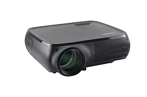 Proyector de vídeo Nativo 1080P - Gzunelic 7000 lúmenes...