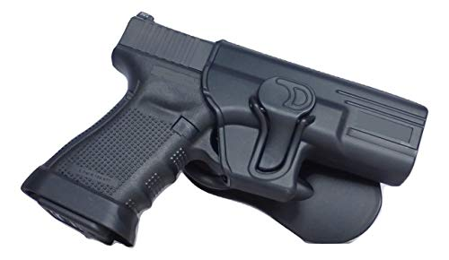 Tactical Scorpion Gear Modular Level II Retention Paddle Holster: Fits Makarov PM