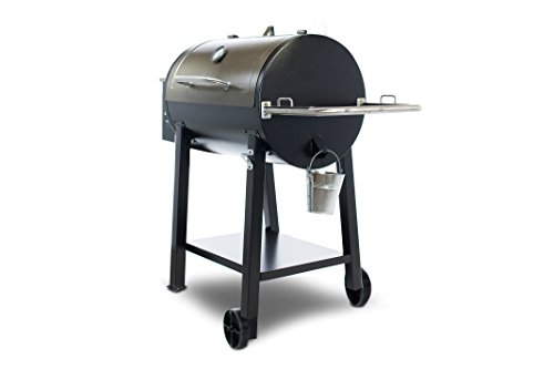 PIT BOSS 72440-PB440D LGrill 440 Deluxe Wood Pellet Grill, Square inches, Stainless Steel