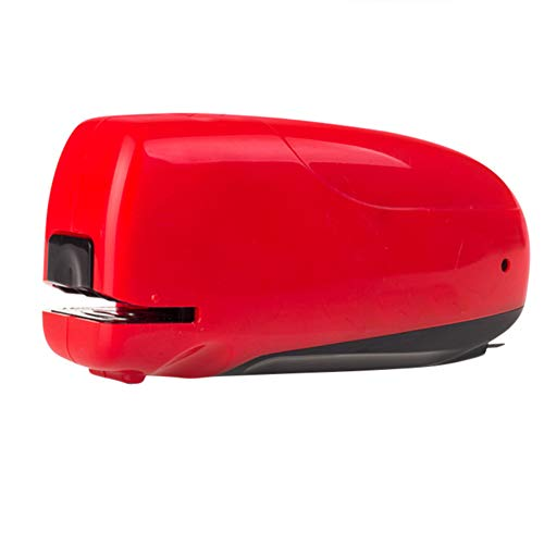 TXYJ Grapadora eléctrica,alimentada por batería o CA, sin Atascos de hasta 10...