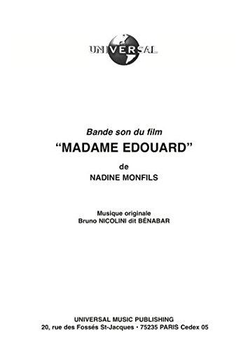MADAME EDOUARD (BO DU FILM)