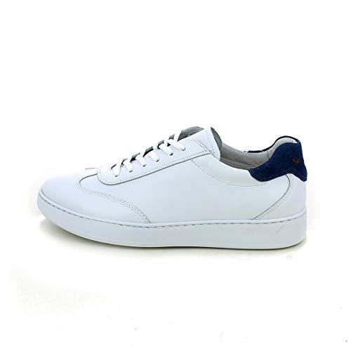 Nero Giardini Sneakers Uomo E001562U 707 Bianco Bianco 42 EU