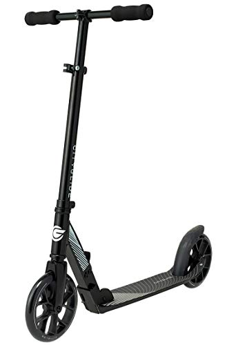 CITYGLIDE C200 Kick Scooter for Adults, Teens - Foldable, Lightweight, Adujustable - Carries Heavy...