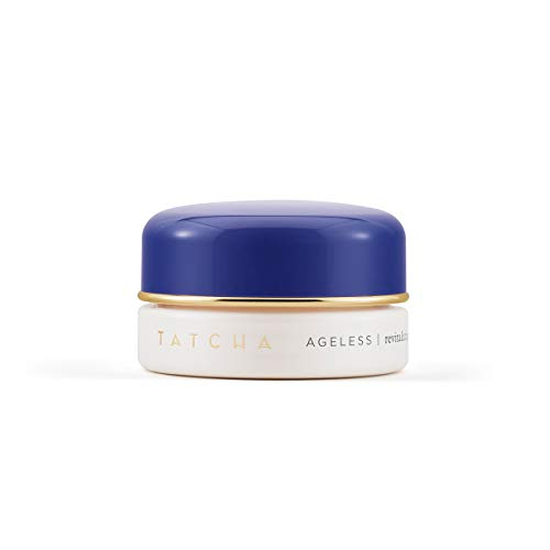 Tatcha Ageless Revitalizing Eye Cream: Cruelty-Free Anti-Aging Cream to Reduce Appearance of Fine Lines, Dark Circles and Puffiness. (15 ml | 0.5 oz)