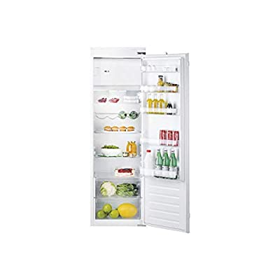Hotpoint HSZ1801AA Integrated Upright Fridge 262 litre A+ Energy