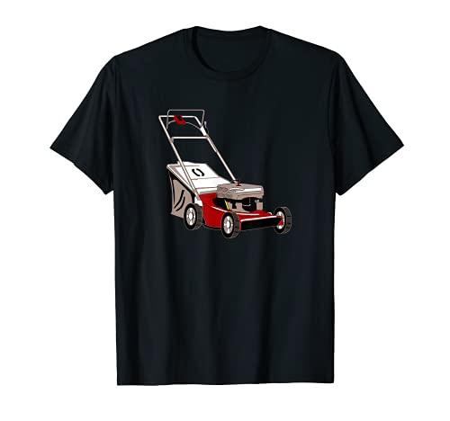 Push Lawn Mower T-Shirt