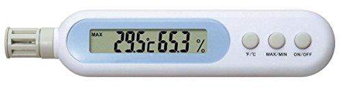 DUTSCHER 053270B Thermomètre, hygromètre de poche