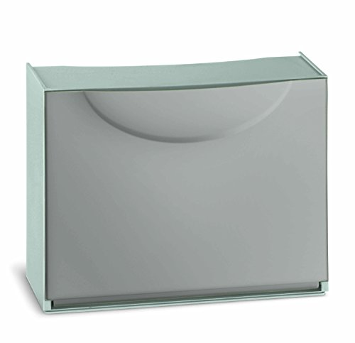 Terry Caja Home Storage Harmony Box H Pardo/Gris Zapatero L51x P19X H39