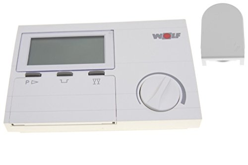 Wolf Digitaler witterungsgeführter Temperaturregler DWT Raumthermostat 2733064