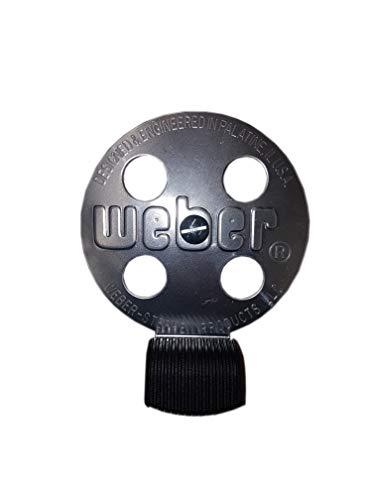 Weber Ersatzteil Lüftungsschieber Set 2010 Nr. 63070 oder 67216