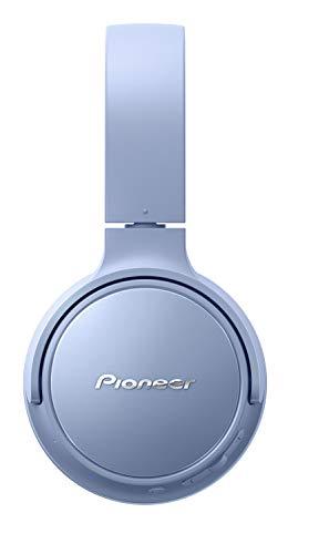 パイオニアS3wirelessヘッドホンSE-S3BT:Bluetooth/密閉型/ブルーSE-S3BT(L)