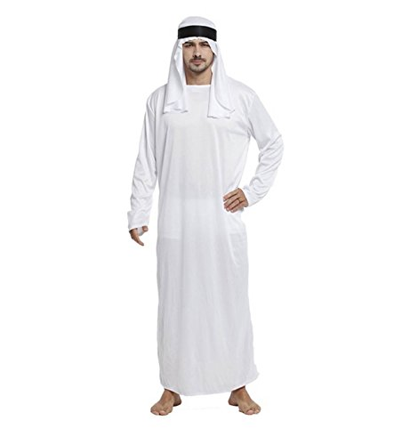 【select GAJU】富豪に変身! アラブ 大富豪 石油王 コスプレ 衣装 パーティ イベント