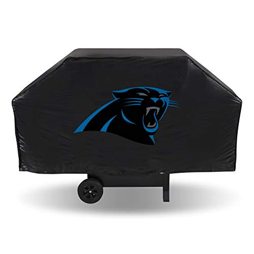 Hall of Fame Memorabilia Carolina Panthers Grill Cover Economy