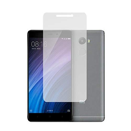 Todotumovil Protector de Pantalla Xiaomi Redmi 4A de Cristal Templado Vidrio 9H para movil