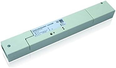 Ritto 1833221 Verrano glazen deurstation video-kleur 2WE