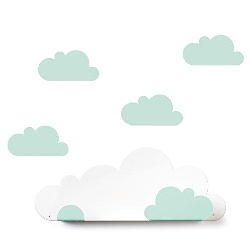 Tresxics Estantería Nubes
