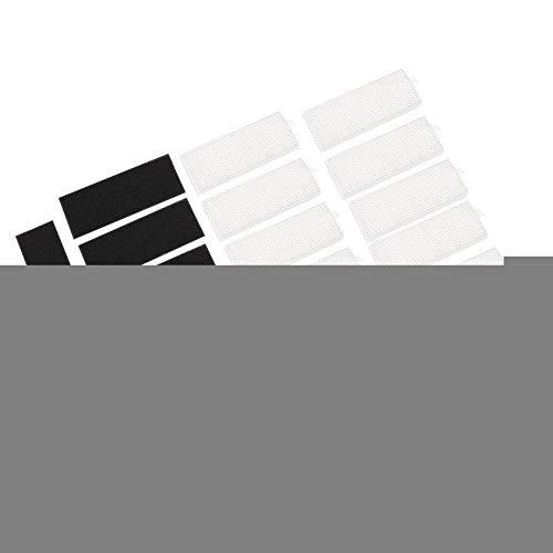 WYANG 10 Unids Cartucho de Filtro Aspirador Accesorio Accesorio para Ilife A4 A4S A6 Kit I207