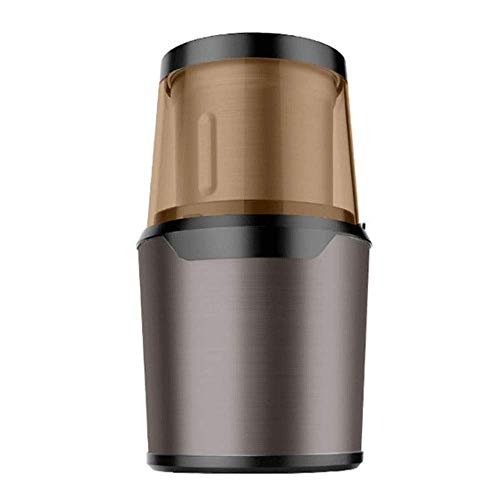 Read About LMDH Electric Coffee Grinder Portable Coffee Grinde with Stainless Steel Blade Removable ...