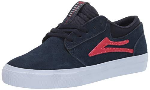 Lakai Limited Footwear Mens Herren Griffin, Marineblau/Rot, 47 EU