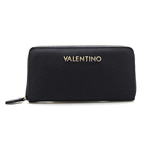 Mario Valentino VALENTINO by Divina SA Lady Zip Around Wallet Navy