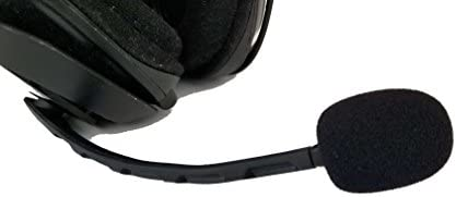 ienza Microphone Wind Pop Filter WindScreen Mic Foam for AstroA30 A30 A40 A40 TR and A50 Headsets product image