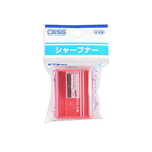 鉛筆削り シャープナー 角型 CESS [色指定不可]