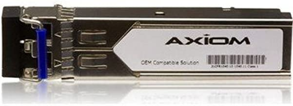 AXIOM 1000BASE-SX SFP 2K TRANSCEIVER FOR TRANSITION NETWORKS # TN-GLC-SX-MM-2K - TNGLCSXMM2K-AX