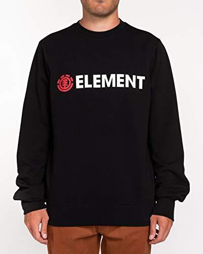 Element Blazin Sweatshirt for Men Sweatshirt Männer M Schwarz