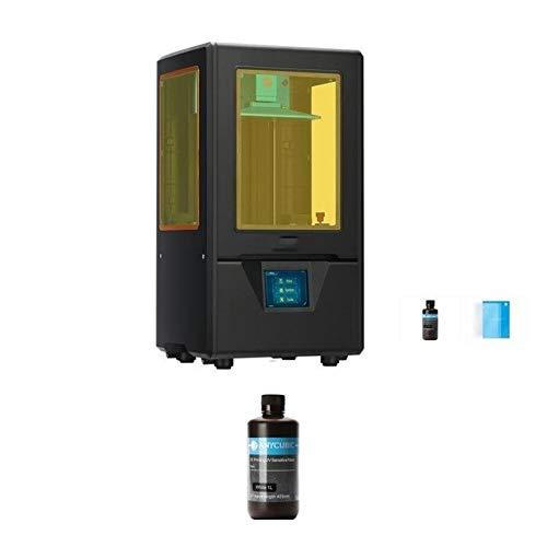 Stampante 3D fai da te Dental SLA 8X Anti-aliasing stampante 3D ad alta risoluzione Colore Jewerly Quality Assurance (Colore: PhotonS 1L nero)