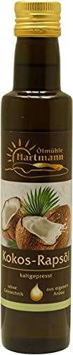 Ölmühle Hartmann GbR - Schwäbisches Kokos-Rapsöl - 250 ml