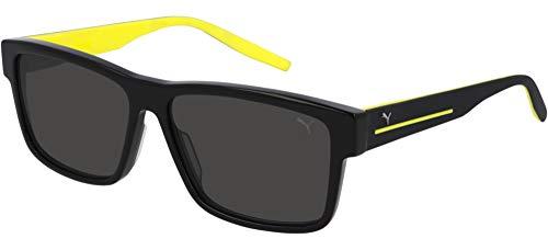 Sunglasses Puma PU 0267 S- 001 Black/Smoke