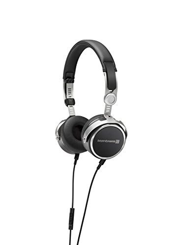 beyerdynamic Aventho wired On-Ear-Kopfhörer in schwarz. Geschlossene Bauweise, kabelgebunden, High-End