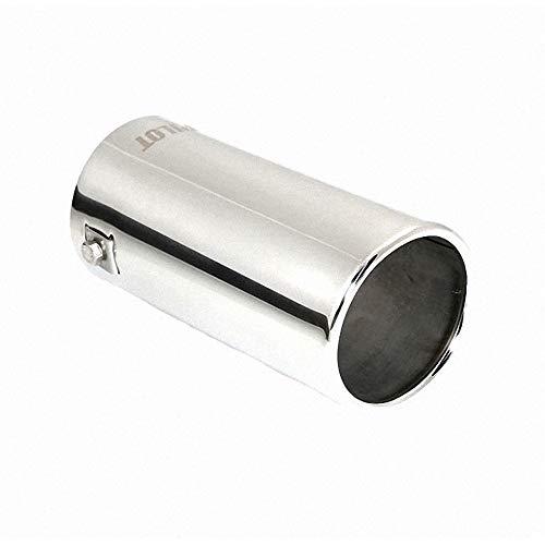 ER054 - Acero inoxidable de tubo de escape del tubo de escap
