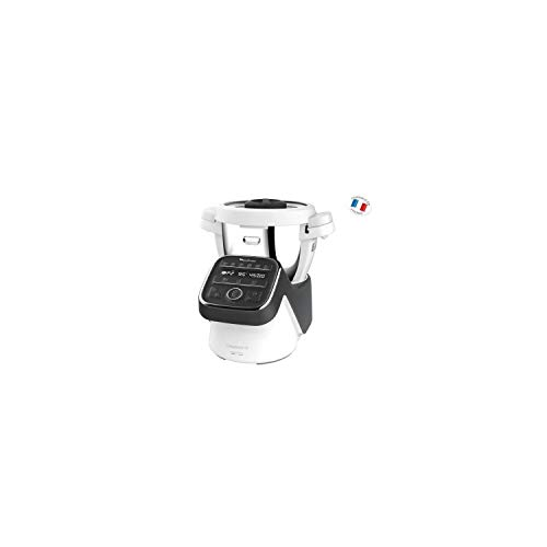 Moulinex Companion XL - Robot de cocina (cuenco XL, capacidad de 3 L, 12 programas y subprogramas automáticos, libro recetas incluido)