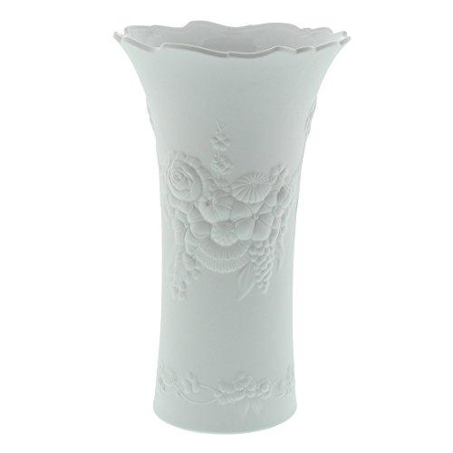 Kaiser Porzellan Vase, Weiß
