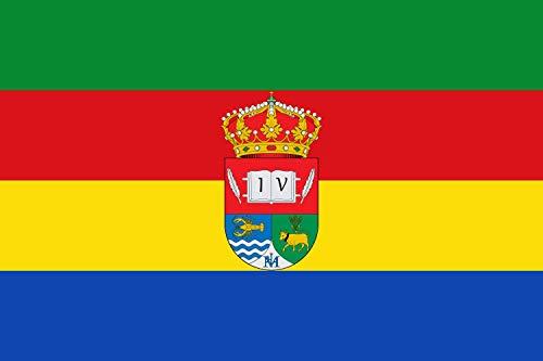 magFlags Bandera Large Paño Rectangular de Proporciones 3 2 Largo por Ancho   Bandera Paisaje   1.35m²   90x150cm