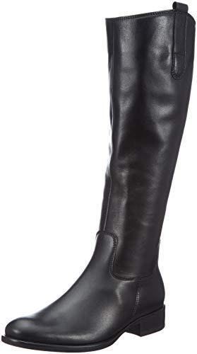 Gabor Shoes Damen Fashion Hohe Stiefel, Schwarz (Schwarz 27), 44 EU