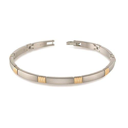 Boccia Damen-Armband Titan 20 cm - 03002-02