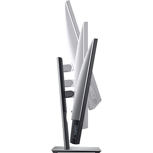 Dell UltraSharp U2720Q 27 Inch 4K UHD (3840 x 2160) LED Backlit LCD IPS USB-C Monitor (7GZ651)