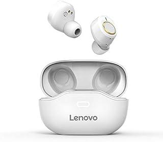 سماعات اذن لاسلكية مقاومة للماء بتقنية بلوتوث 5.0 من لينوفو X18 - ابيض