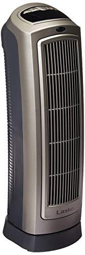 Lasko Space Heater, 8.5″L x 7.25″W x 23″H, 755320 (Renewed) Electric heaters Space