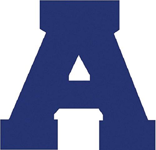 Dritz en Tissu thermocollant Lettres 3,8 Athletic-Royal Bleu