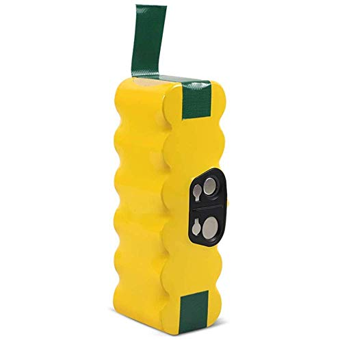 Coolsoul 14.4V 4.5Ah Ni-MH ErsatzAkku für iRobot Roomba 500 600 700 800 Staubsauger Serie,Passt für irobot 581 450 605 621 880 785 80501 4419696 Akku