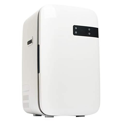 Minikühlschrank des eintürigen Gefrierschranks 32L, obere -18 Grad Gefrorene Zuckerglasur + untere Schicht 0 Grad Kühlraum, verwendbar für Schlafzimmer, Büro, Küche